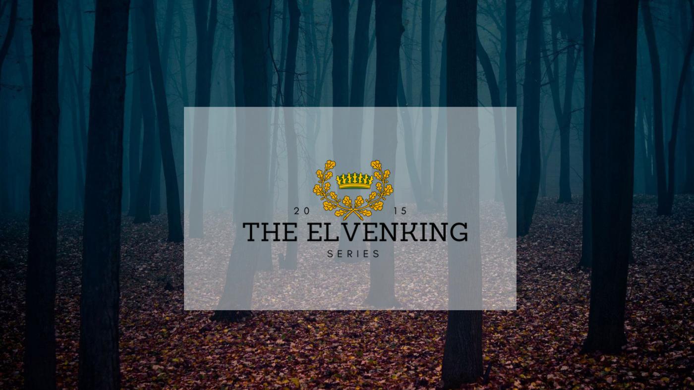 THE ELVENKING SERIES